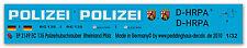 Peddinghaus 2149 1/32 EC 135 Polizeihubschrauber Rheinland-Pfalz D-HRPA