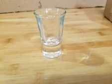 12 Glasses) 1 oz Liquor/Whiskey Shot Glass Bars/Taverns Top Flairs Out