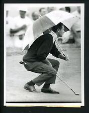 Tony Lema 1965 Western Open Golf Tournament Press Photo