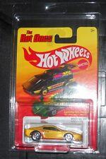 2011 Hot Wheels HOT ONES ∞ FERRARI 512 ∞ W1589 YELLOW W/BH