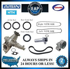 For 1997-2005 GS300 2001-2005 IS300 3.0L Inline 6 Timing Belt Water Pump Kit New