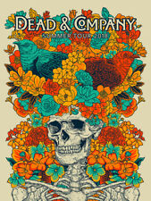 DEAD AND COMPANY - SUMMER TOUR - 2018 - JOHN VOGL - JERRY GARCIA - LESH - WEIR