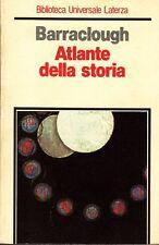 BARRACLOUGH Geoffrey, Atlante della storia 1945-1975