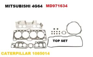MD971634 FOR CATERPILLAR MITSUBISHI 4G64  HEAD GASKET SET -TOP GASKET SET  JT134