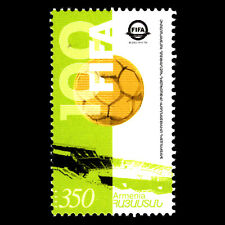 Armenia 2004 - The 100th Anniversary of FIFA Soccer - Sc 687 MNH