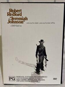 Jeremiah Johnson DVD Robert Redford