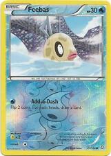 Feebas 27/124 - Pokemon Card Foil Holo CCG TCG Dragons Exalted