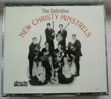 THE DEFINITIVE NEW CHRISTY MINSTRELS 2-CD SET