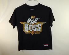 Sasha Banks The Legit Boss WWE WWF Wrestling T Shirt YOUTH LARGE L