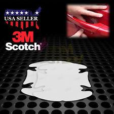2x 3M Scotchguard Clear Paint Scratch Protector Door Handle Cup Film Sticker Bra