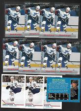 Lot(12) SI for Kids-CHRIS PRONGER Cards,Inc.12/00 Rookie-St Louis Blues/Oiler #9