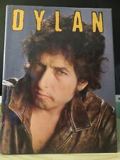 DYLAN ~ TEXT BY JONATHAN COTT 1984 ROLLING STONE PRESS 1ST EDITION HARD COVER