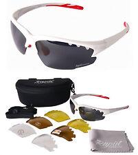 Mirrored 100% UV400 Fitness Sunglasses