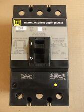 New Square D Kap36150Mt 3 Pole 150 Amp 600V Gray Label Circuit Breaker Nto