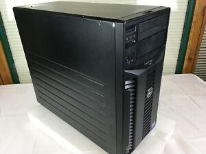 DELL PowerEdge T310 Tower Server Quad Core Xeon X3430 **4TB SAS Home Lab ESXI