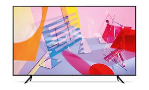 Samsung GQ65Q60TGU QLED Fernseher 165,1 cm (65 Zoll) EEK: G 4K Ultra HD Schwarz