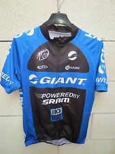 Maillot cycliste GIANT SRAM UCI PRO TOUR cycling jersey shirt trikot camiseta M