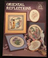 Oriental Reflections Cross Stitch Pattern Leaflet 109