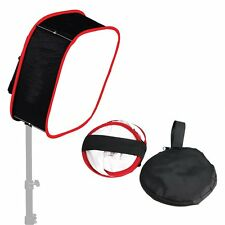 Foldable Flash Softbox Diffuser fr YONGNUO Led Video Light Panel YN600L II YN900