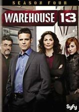 Warehouse 13 Season Four - DVD Region 1