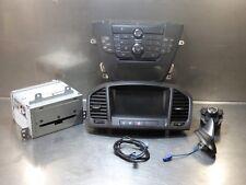 OPEL INSIGNIA GPS Navigation system satz RADIO SAT NAV CD500 NAVI