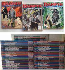 Lotto fumetti DAMPYR 1/56 (-3) Sergio Bonelli editore 2000