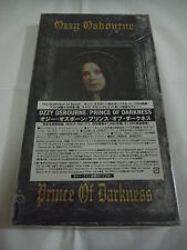 OZZY OSBOURNE-Prince Of Darkness JAPAN 1st.Press w/OBI Box Set 4CD Black Sabbath