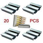 7.62x54 Mosin nagant stripper clip 91/30 M44 20pcs