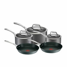 Tefal Gourmet Anodised 5 Piece Induction Cookware Set