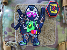 Speedgame Airsoft Anatomy Operator Patch / 3D Rubber Patch