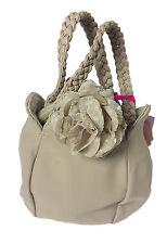Clutch bag CAMOMILLA CLIC-CLAC NUTS faux leather c/Clip Fiore Removable