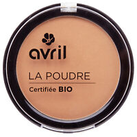 Poudre bronzante Caramel doré Certifiée Bio Vegan Naturel Cosmétique AVRIL