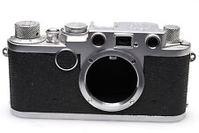 Leica IIf Red Dial Body