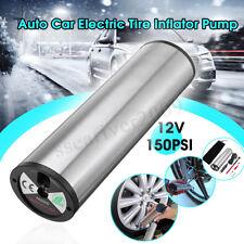 Portable Air Compressor Auto Car  Bike Tire Inflator Pump Electric DC 12V 150PSI