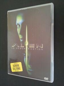 DVD  ALIEN LA RESURRECTION 2000