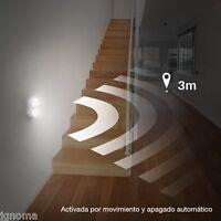 Lámpara Para Pared Luz LED Sensor de Movimiento de Noche Sensor Dual NOVEDAD