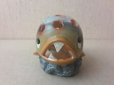 Vintage Comical Whale Toothbrush Holder