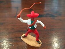 Timpo Mexican - Rare Torso Variation/ 4th Series Legs - Wild West - 1970's
