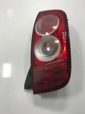 02 05 NISSAN MICRA K12 3DR HB DRIVER SIDE REAR REAR LIGHT TAILLIGHT NA AA
