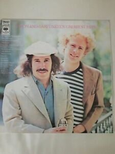 Simon and Garfunkel's Greatest Hits - Record Vinyl 33 RPM LP Album Italia 1974