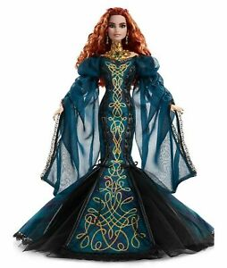 2017 Global Glamour SORCHA Barbie Doll Collectible DYX75 New NRFB shipper box!!