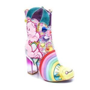 Full of Cheer Irregular Choice Carebear Care Bear Shoes Boots