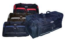 große Sporttasche Reisetasche Freizeittasche Saunatasche ca. 69 Liter schwarz