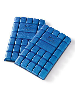 Kniepolster Knieschutzpolster Kübler 81089119, 25x15x2 cm, 1 paar, blau