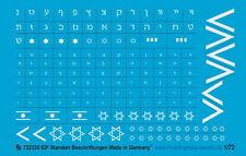 Peddinghaus 2335 1/72 IDF Standart Bogen