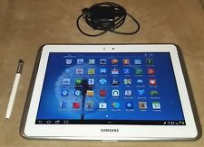 Samsung Galaxy Note 10.1 GT-N8013 16GB Wi-Fi Android Tablet White