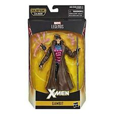 "Marvel Hasbro Legends Series 6"" Collectible Action Figure Gambit Toy (X-Men Coll"