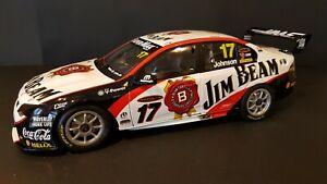 Biante Jim Beam Racing #17 Steven Johnson 2009