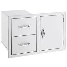 Summerset 2 Drawer/ Door Combo Unit