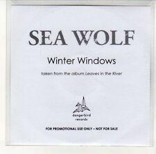 (EN554) Sea Wolf, Winter Windows - 2008 DJ CD